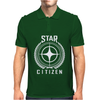 Star Citizen Space Mmo Mens Polo