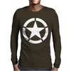 STAR Mens Long Sleeve T-Shirt