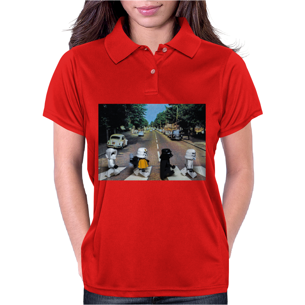 Star Wars Abbey Road Womens Polo