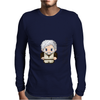 Star Wars Ben Kenobi / Obi-Wan Kenobi pixel art by Birta Mens Long Sleeve T-Shirt