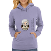 Star Wars Ben Kenobi / Obi-Wan Kenobi pixel art by Birta Womens Hoodie