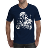 Star Wars Bobba Fett Inspired TEE Mens T-Shirt
