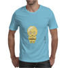 Star Wars C-3PO (white) Mens T-Shirt