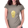 Star Wars C-3PO (white) Womens Fitted T-Shirt