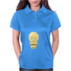 Star Wars C-3PO (white) Womens Polo