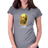 Star Wars C3P0 Womens Fitted T-Shirt