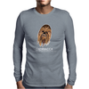 Star Wars Chewbacca Mens Long Sleeve T-Shirt