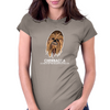 Star Wars Chewbacca Womens Fitted T-Shirt