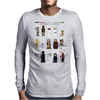 STAR WARS | CHOOSE A SIDE Mens Long Sleeve T-Shirt