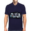 STAR WARS D0G LOVERS Mens Polo