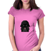 Star Wars Darth Vader pixel art by Birta Womens Fitted T-Shirt