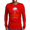 Star Wars Darth Vader Sith Happens Funny Quote Mens Long Sleeve T-Shirt
