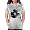 Star Wars Death Star Vinyl Womens Polo