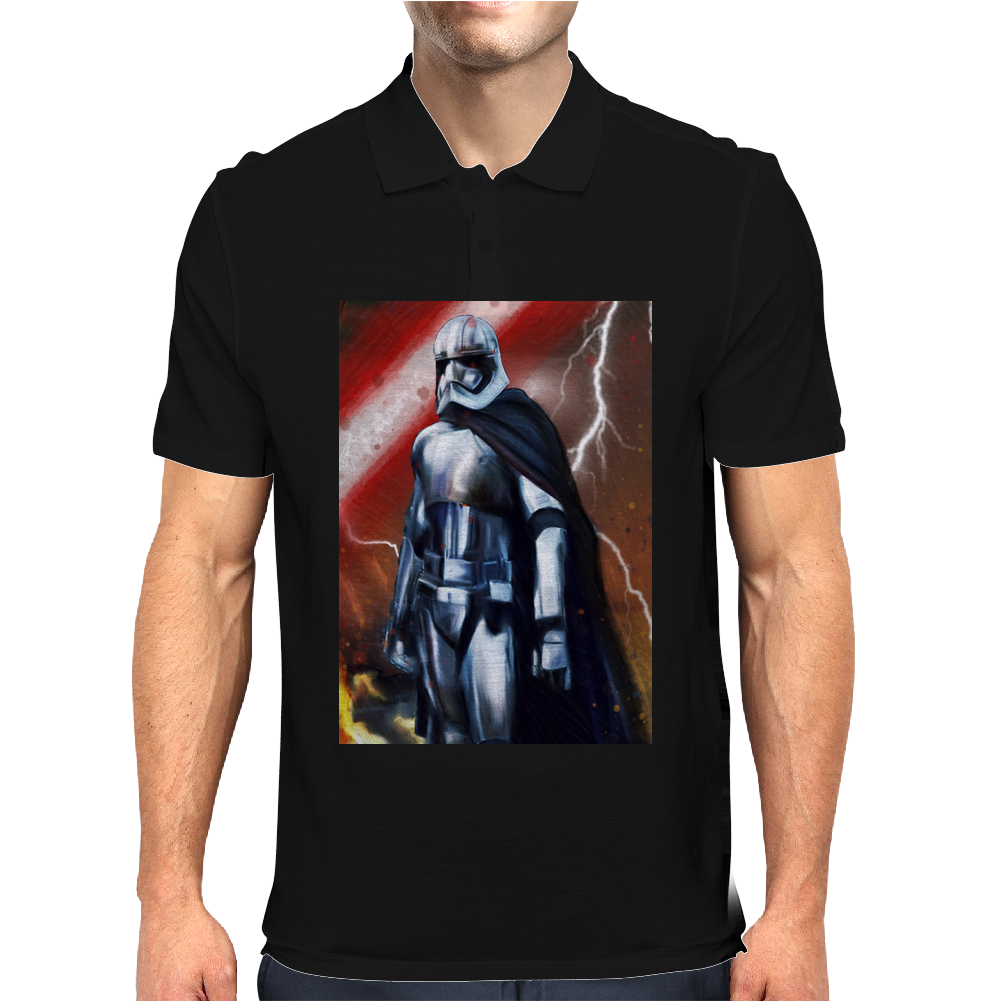Star Wars Episode VII Mens Polo