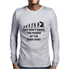 star wars evolution Mens Long Sleeve T-Shirt