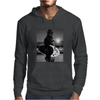 Star Wars Funny Chewbacca Surfing Mens Hoodie