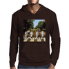 Star Wars Funny Stormtrooper Abbey Road Mens Hoodie