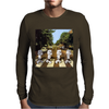 Star Wars Funny Stormtrooper Abbey Road Mens Long Sleeve T-Shirt