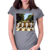 Star Wars Funny Stormtrooper Abbey Road Womens Fitted T-Shirt