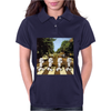 Star Wars Funny Stormtrooper Abbey Road Womens Polo