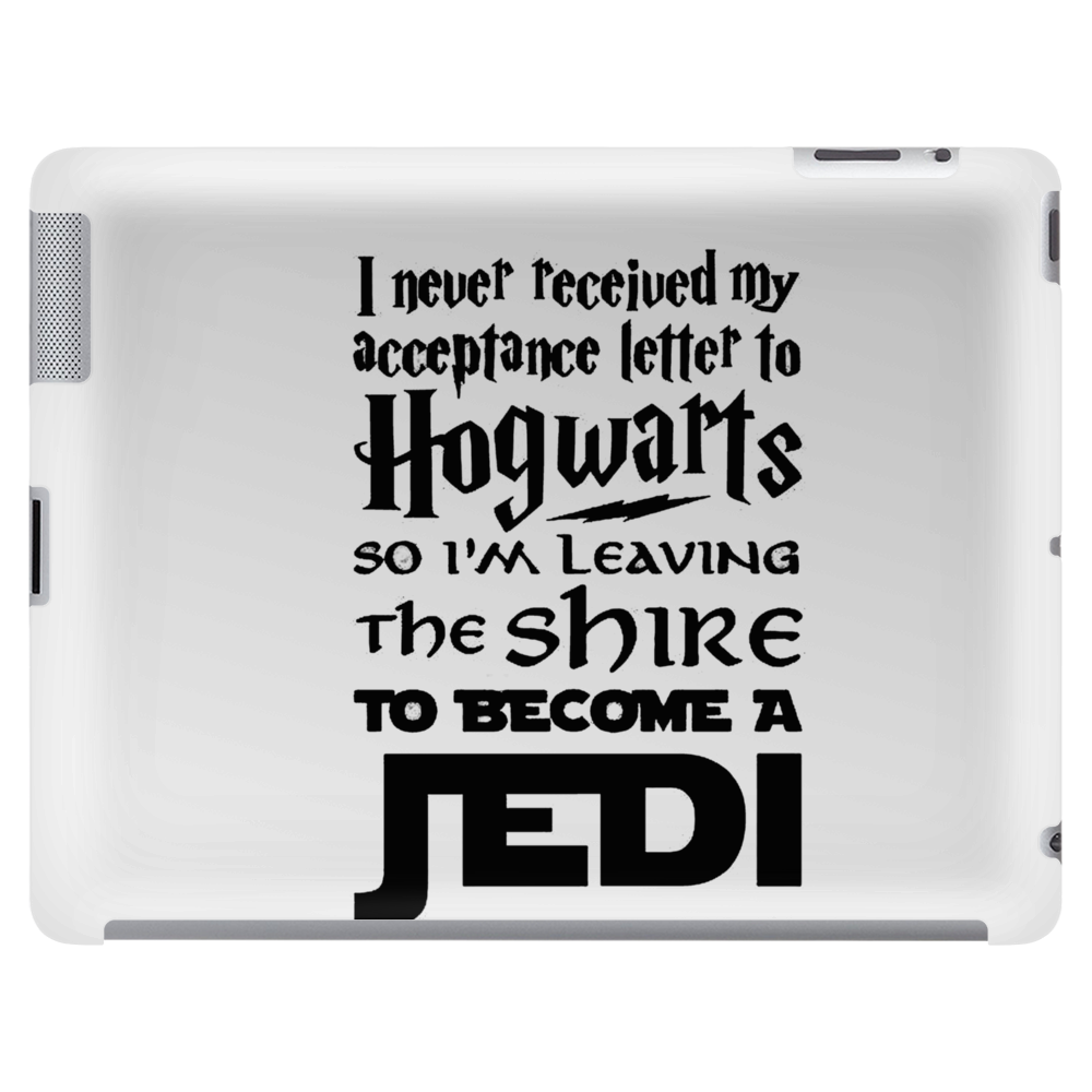 Star Wars Harry Potter Lord of the Rings Jedi Tablet