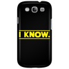 Star Wars - I Know Phone Case