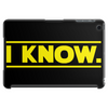 Star Wars - I Know Tablet (horizontal)