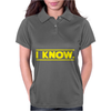 Star Wars - I Know Womens Polo