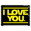 Star Wars - I Love You Tablet (horizontal)