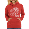 Star Wars Inspired Millenium Falcon Womens Hoodie