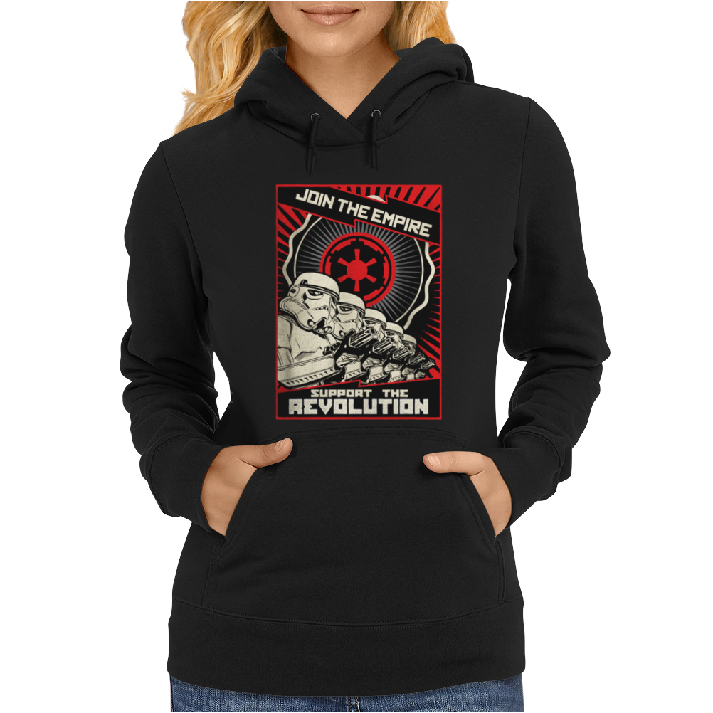 Star Wars Join The Empire Womens Hoodie