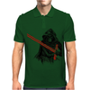 Star Wars Kylo Ren art Mens Polo