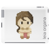 Star Wars Leia Organa pixel art by Birta Tablet