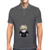 Star Wars Luke Skywalker pixel art by Birta Mens Polo