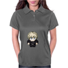 Star Wars Luke Skywalker pixel art by Birta Womens Polo