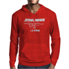Star Wars No.1 Fan Mens Hoodie