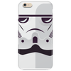 Star Wars Old Stormtrooper May the flat be with you Phone Case