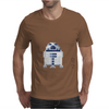 Star Wars R2-D2 pixel art by Birta Mens T-Shirt