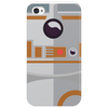 Star Wars R2D2 May the flat be with you Phone Case