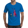 Star Wars Rey and BB8 Mens T-Shirt