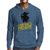 Star Wars Shut up Mens Hoodie