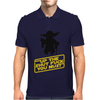 Star Wars Shut up Mens Polo