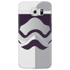 Star Wars Stormtrooper May the flat be with you Phone Case