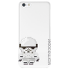 Star Wars Stormtrooper pixel art by Birta Phone Case