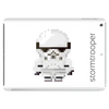 Star Wars Stormtrooper pixel art by Birta Tablet
