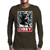 Star Wars - Stormtrooper Scout - Obey Mens Long Sleeve T-Shirt