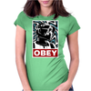 Star Wars - Stormtrooper Scout - Obey Womens Fitted T-Shirt