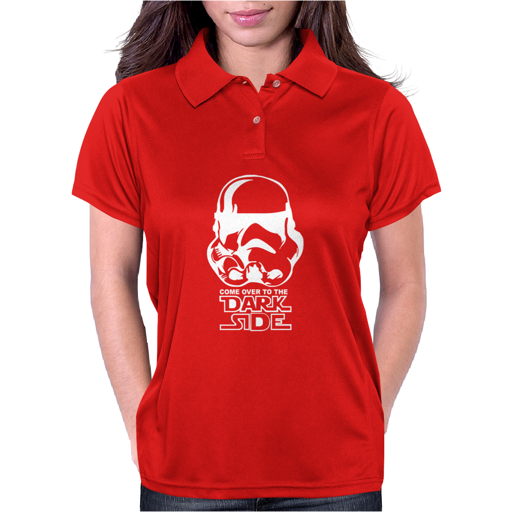 Star Wars STORMTROOPER Womens Polo