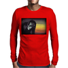 Star Wars The Force Awakens Kylo Ren On Jakku Mens Long Sleeve T-Shirt