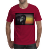 Star Wars The Force Awakens Kylo Ren On Jakku Mens T-Shirt